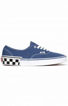 (8EMVJT) Check Block Authentic Shoe - Blue