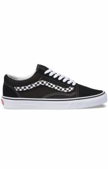 (8G1UJJ) Sidestripe V Old Skool Shoe - Black/True White