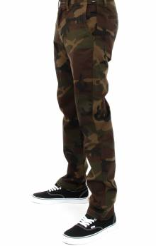 Authentic Chino Pant - Camo