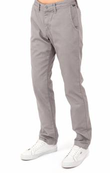 Authentic Chino Pant - Frost Grey