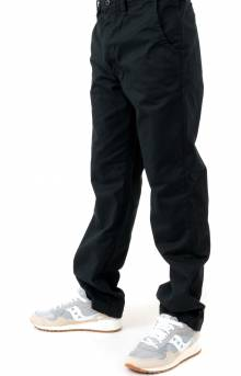 Authentic Chino Pro Pant - Black