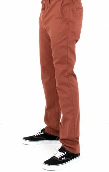 Authentic Chino Stretch Pant - Sequoia