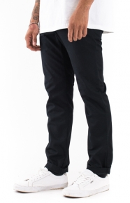 Authentic Chino Stretch Pants - Black
