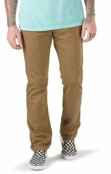 Authentic Chino Stretch Pants - Dirt