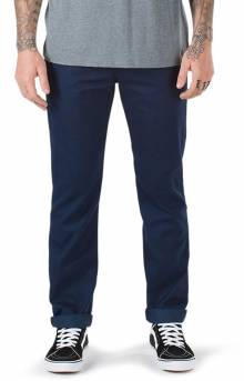 Authentic Chino Stretch Pants - Dress Blue
