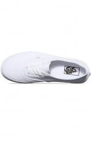 Vans Clothing, Authentic Shoe - True White