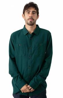 Banfield III Button-Up Shirt - Trekking Green