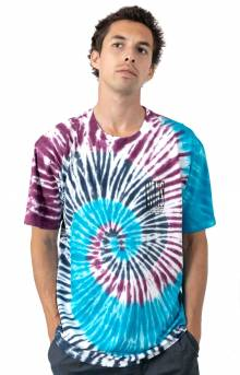 Blocked In Tie-Dye T-Shirt