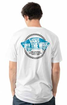 Checker OTW T-Shirt - White
