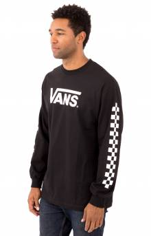 Classic Checks L/S Shirt - Black