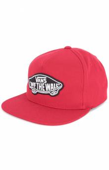 Classic Patch Snap-Back Hat - Chili Pepper