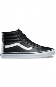 Classic Tumble Sk8-Hi Reissue Shoe - Black