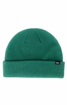 Core Basics Beanie - Evergreen