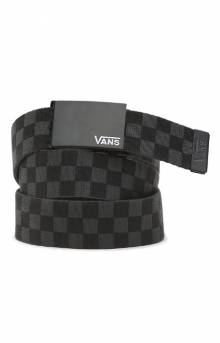 Deppster II Web Belt - Black/Charcoal