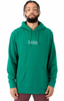 Easy Box Pullover Hoodie - Evergreen