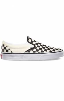 (EYEBWW) Classic Slip-On Shoe - Checkerboard