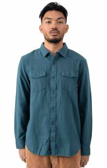Hereford Button-Up Shirt - Stargazer