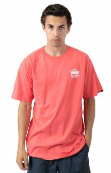 Holder Street T-Shirt - Calypso Coral