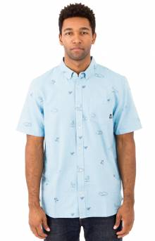 Houser Button-Up Shirt - Blue Moon