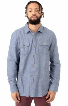 Lawler Button-Up Shirt - Dress Blue