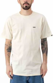 Left Chest Logo T-Shirt - Seed Pearl