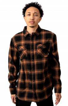 Monterey III Button-Up Shirt - Black/Argan