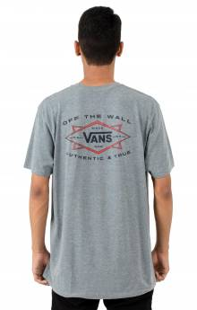 Off The Wall Shaper T-Shirt - Grey