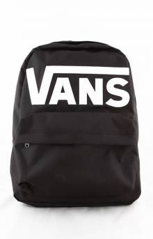 Old Skool II Backpack - Black/White