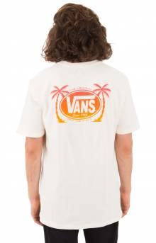 Oval Palm T-Shirt - Antique White