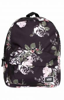 Realm Classic Backpack - Floral Chambray