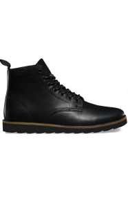 Vans Clothing, Sahara Leather Boot - Black