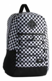 Snag Backpack - Black/White