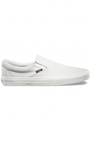 Snake Classic Slip-On Shoe - White