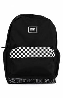 Sporty Realm Plus Backpack - Black/Surround