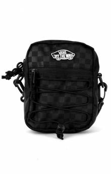 Street Ready Sport Crossbody Bag - Black/Black