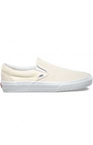 Suede Canvas Classic Slip-On Shoe - Afterglow /True White