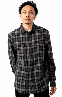Sycamore Button-Up Shirt - Black