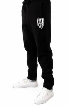 Tall Type Fleee Pants - Black