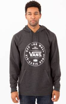The Original 66 Pullover Hoodie - Black Heather
