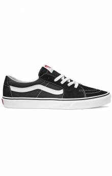 (UUK6Bt) Sk8-Low Shoes - Black/True White
