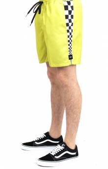 V Panel Volley Shorts - Sunny Lime