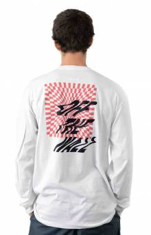 V66 Off The Wall L/S Shirt - White