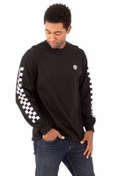 Vans Classic Circle L/S Shirt - Black