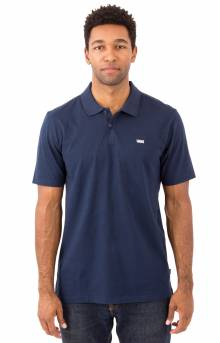 Vans Classic  Polo - Dress Blue
