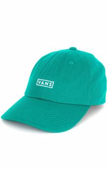Vans Curved Bill Jockey Hat - Quetzal