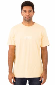 Vans Easy Box T-Shirt - New Wheat