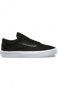 Waffle Wall Old Skool Shoe - Black