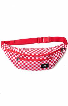 Ward Cross Body Pack - Red Check