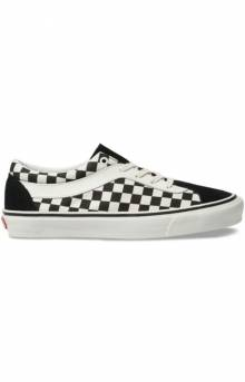 (WLPR6R) Checkerboard Bold Ni Shoe - Black/Marshmallow