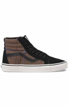 (2XSBUQI) Design Assembly Sk8-Hi Reissue Shoe - Green Plaid